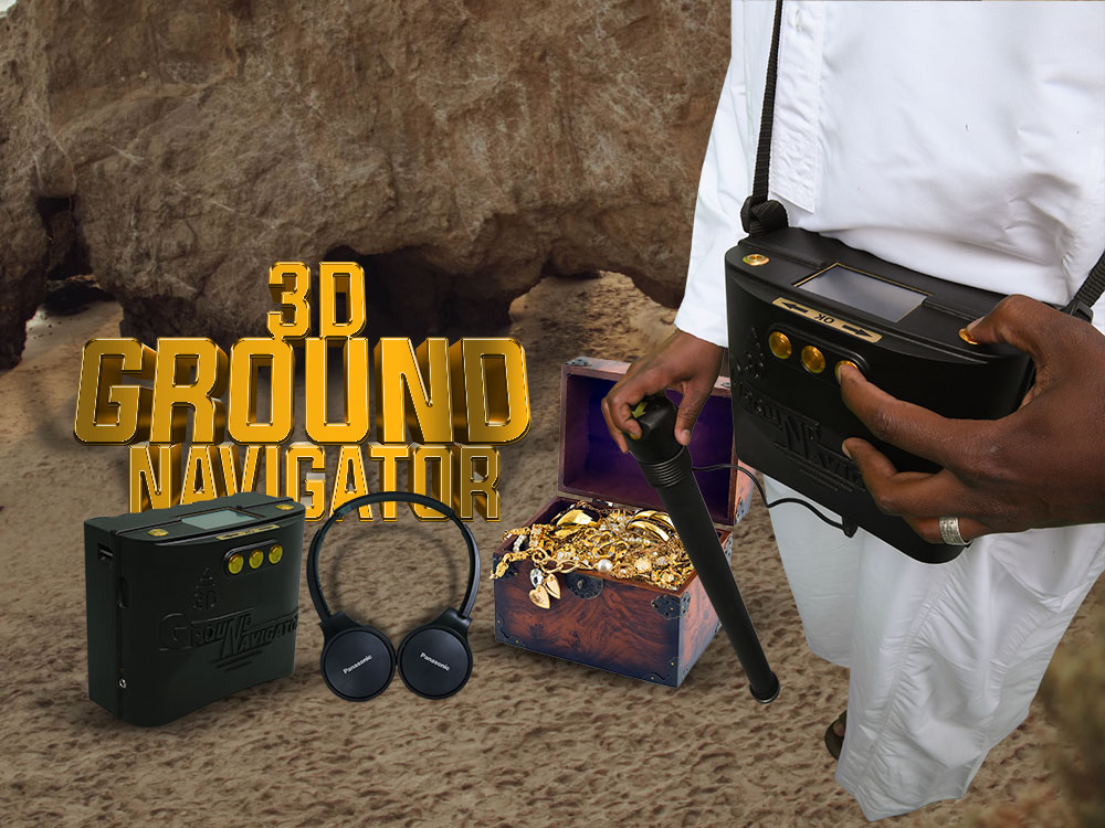 3d Gold Detector Ground Navigator By Okm Metal Detectors Best Ground